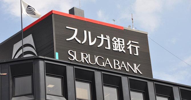 スルガ銀行イメージ
