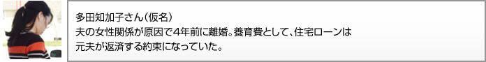 多田知加子さん(仮名)